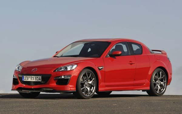 Mazda RX-8 2009-2012