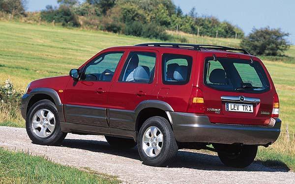 Mazda Tribute 2000-2003