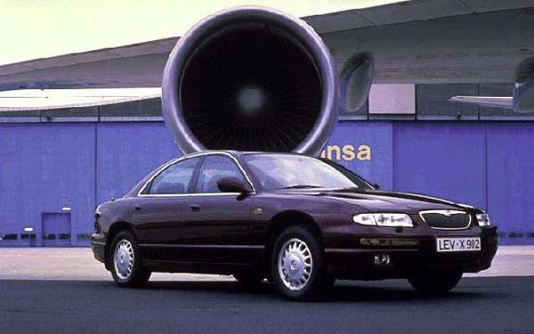 Фото Mazda Xedos 9  (1993-1999)