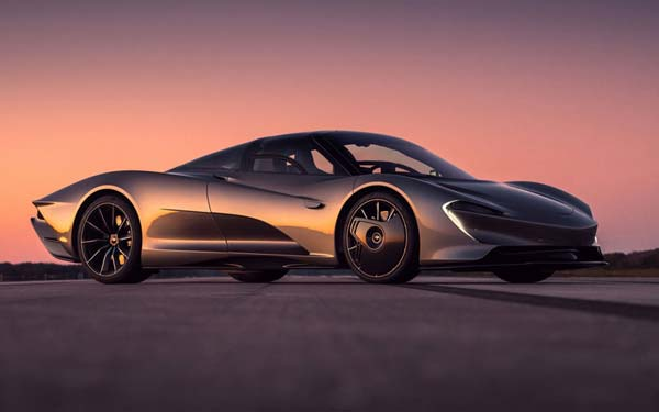 McLaren Speedtail (2020...) Фото #1