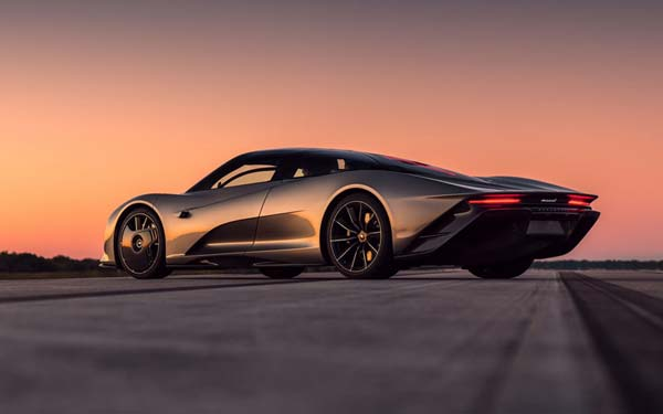 McLaren Speedtail (2020...) Фото #2
