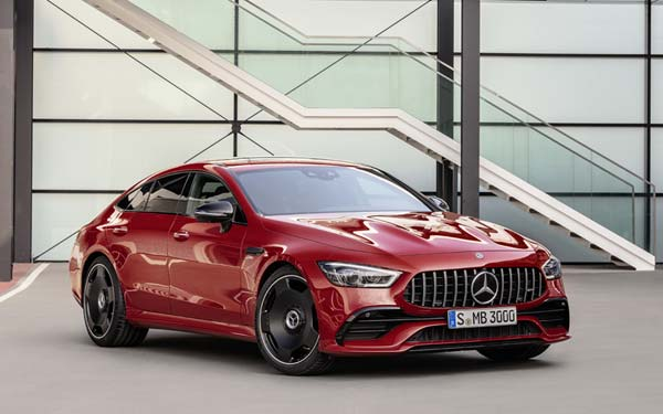 Mercedes AMG GT43 4-Door Coupe