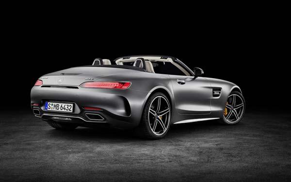 Mercedes AMG GT Roadster 2017-2018