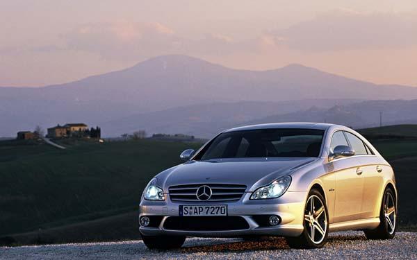 Mercedes CLS 63 AMG 2007-2010
