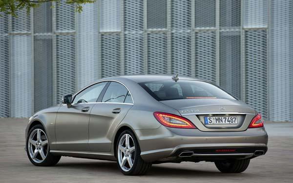 Mercedes CLS 2010-2014