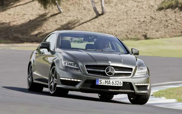 Mercedes CLS 63 AMG 2011-2014