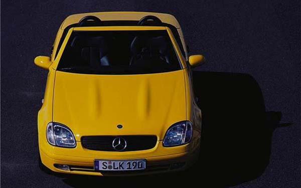 Mercedes SLK 2000-2003