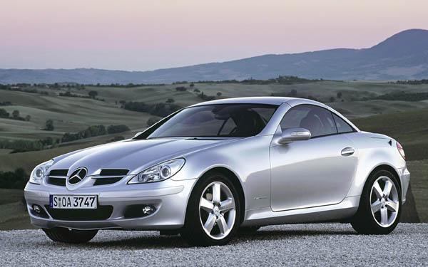 Mercedes SLK 2004-2007