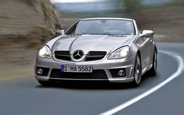 Mercedes SLK AMG 2008-2010