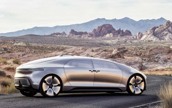 Mercedes F015 Luxury