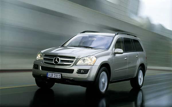 Mercedes GL 2006-2012
