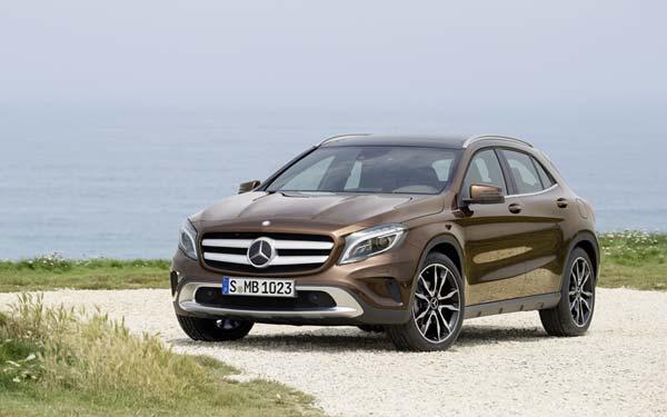 Mercedes GLA 2013-2017