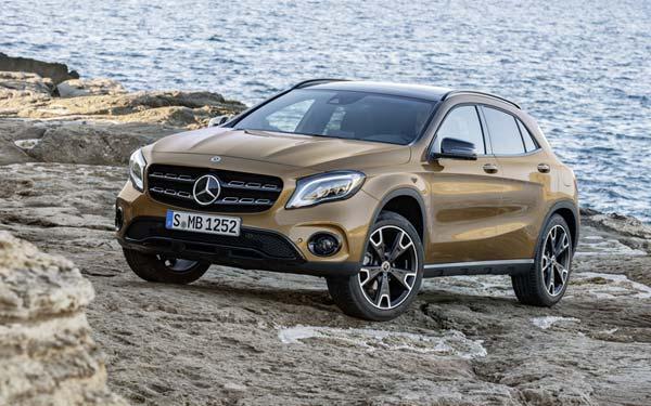 Mercedes GLA 2017-2020
