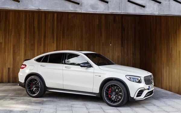 Mercedes GLC 63 AMG Coupe 2017-2019