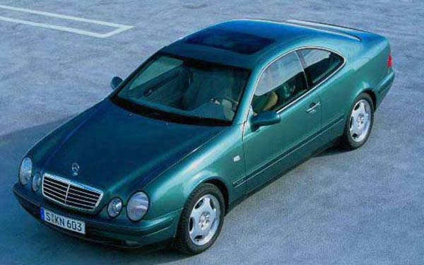 Mercedes CLK 1999-2001