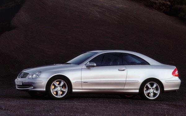 Mercedes CLK 2002-2009