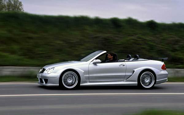 Mercedes CLK DTM 2006-2009