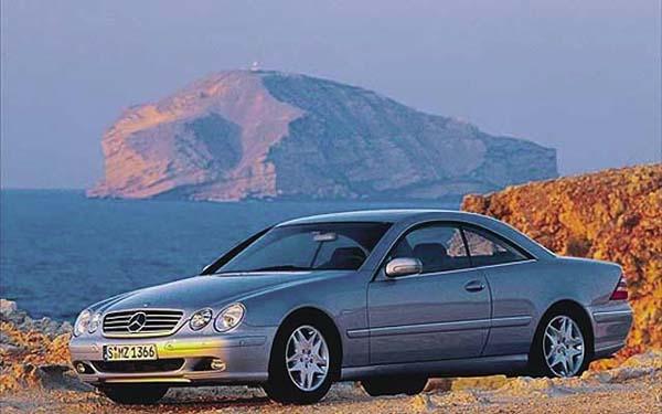 Mercedes CL 2000-2006