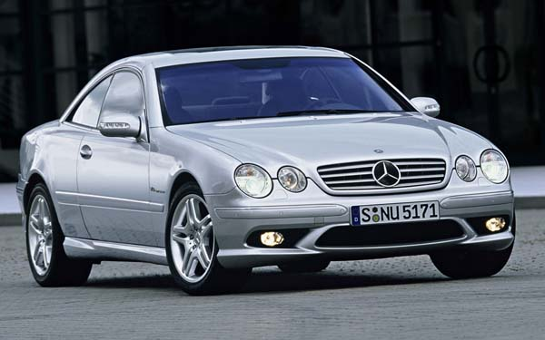 Mercedes CL 65 AMG 2003-2006
