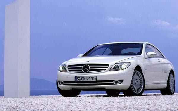 Mercedes CL 2007-2010