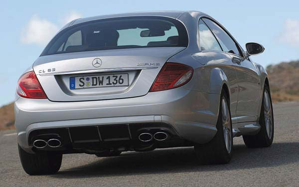Mercedes CL 63 AMG 2007-2010