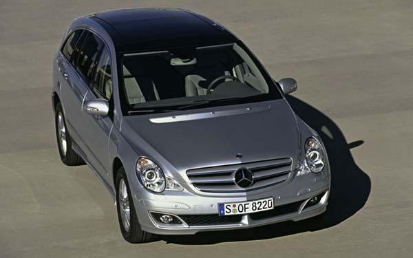 Mercedes R-Class 2005-2010