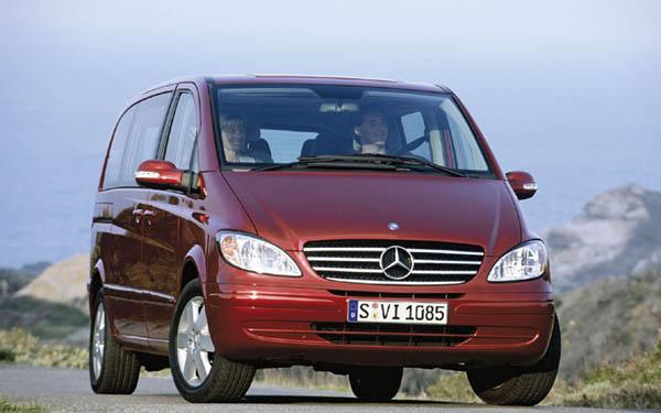 Mercedes Viano 2004-2010