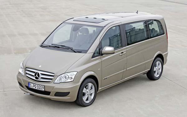 Mercedes Viano 2011-2013