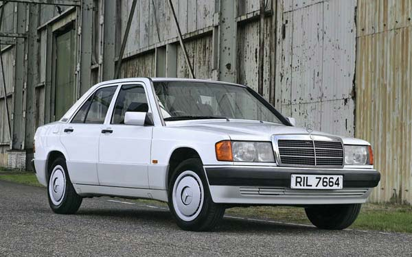 Mercedes 190 1984-1993