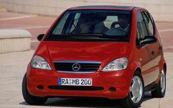 Mercedes A-Class 1998-2001