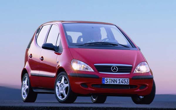 Mercedes A-Class 2001-2004