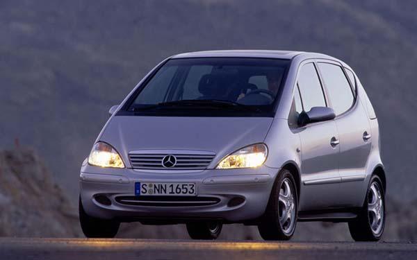 Mercedes A-Class Long 2001-2004