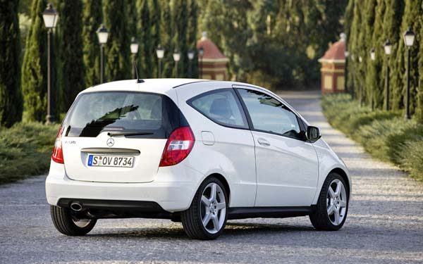 Mercedes A-Class Coupe 2008-2012