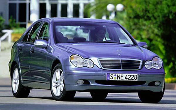 Mercedes C-Class 2000-2003