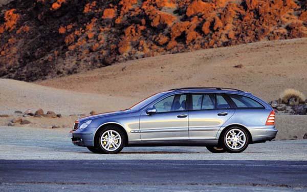 Mercedes C-Class Touring 2000-2003
