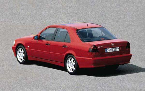 Mercedes C-Class 1993-1999
