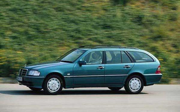 Mercedes C-Class Touring 1996-1999