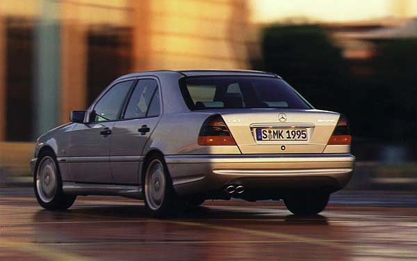 Mercedes C-Class AMG 1997-2000