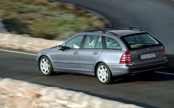 Mercedes C-Class Touring 2004-2007