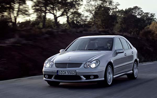 Mercedes C-Class AMG 2004-2006