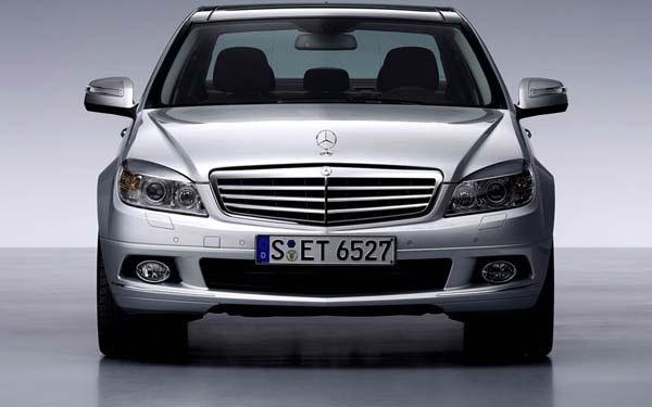 Mercedes C-Class 2007-2010