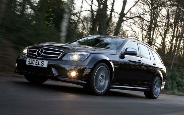 Mercedes C-Class AMG Touring 2007-2010