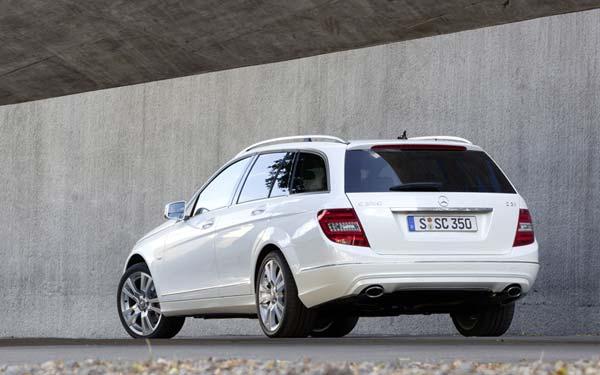 Mercedes C-Class Touring 2011-2013