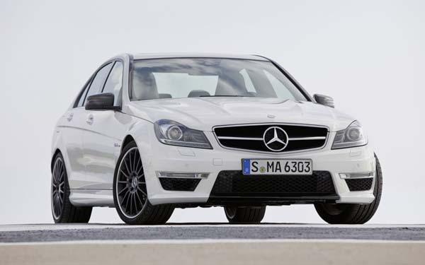 Mercedes C-Class AMG 2011-2013