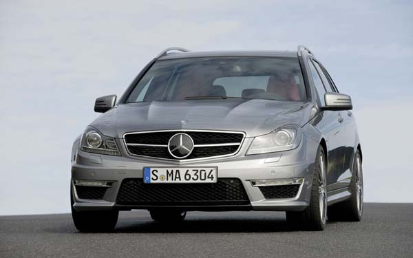 Mercedes C-Class AMG Touring 2011-2013