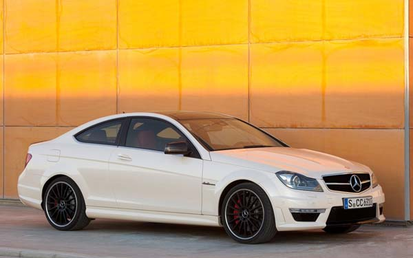 Mercedes C-Class AMG Coupe (2011-2014) Фото #271