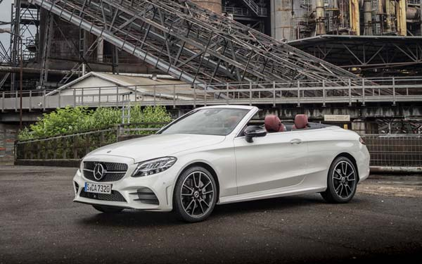 Mercedes C-Class Cabrio