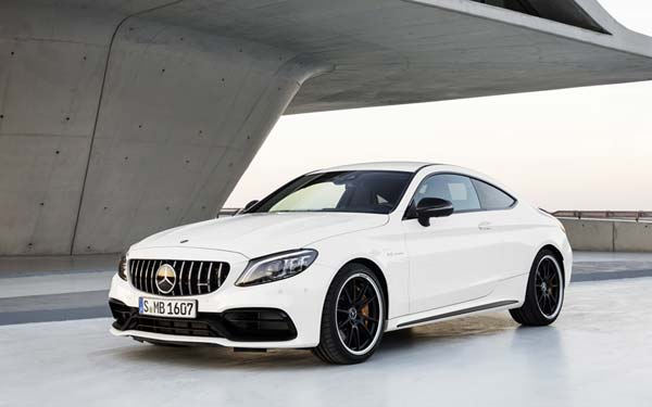 Mercedes C-Class AMG Coupe