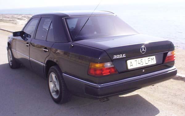 Mercedes E-Class 1984-1995