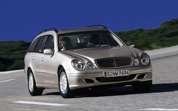 Mercedes E-Class Touring 2003-2009